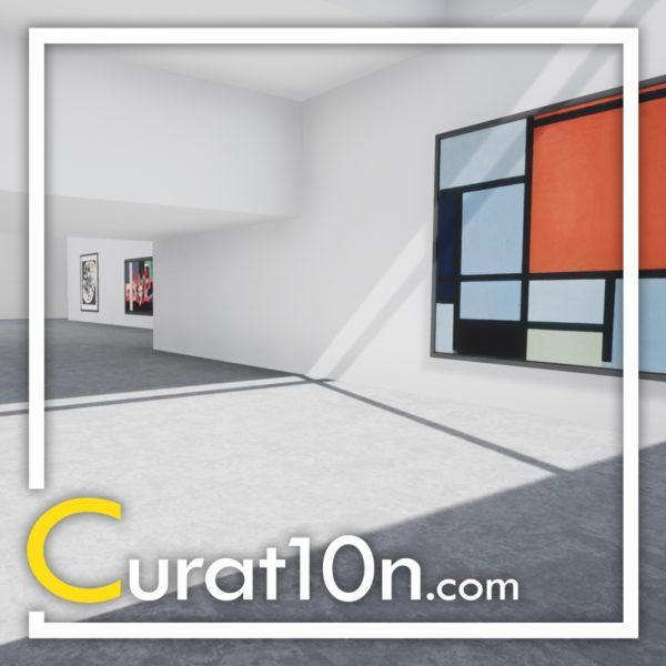 White Space Mondrian Light Screenshot