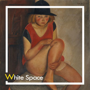 Boris Grigoriev The Model Curat10n Demo Product White Space
