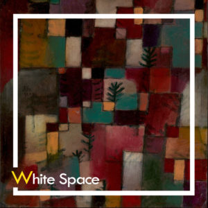 Paul Klee Redgreen and Violet Yellow Rhythms Curat10n Demo Product White Space