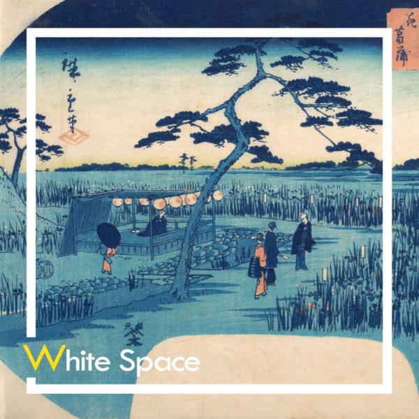 Utagawa Hiroshige II View of Iris Gardens Curat10n Demo Product White Space