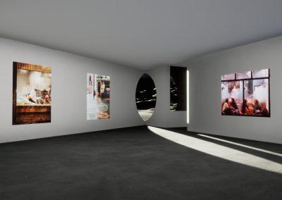 Cube Gallery Yamam Nabeel
