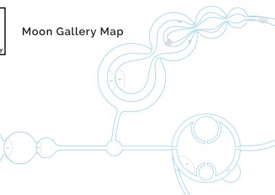 Moon Gallery Map