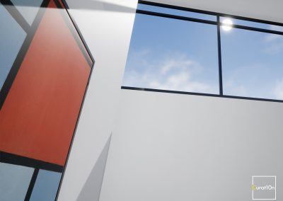 4-3 Window - virtual gallery - 3d immersive art exhibition and interactive artist visualisation - curat10n