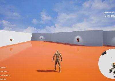 uk open art curat10n exhibition virtual gallery app