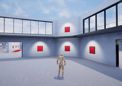 3d app exhibition planning design virtual gallery edit curat10n curate