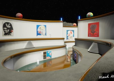 3d app moich abrahams virtual exhibition moon gallery curat10n 1