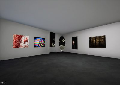 app openart moon 2018 3d virtual exhibition gallery curat10n