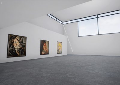 art collector white space virtual gallery art exhibtion curator curat10n 1