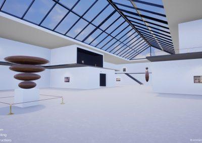 Exhibition planning design editing