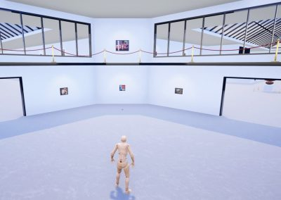 interactive exhibition planning design virtual gallery edit curat10n curate 3