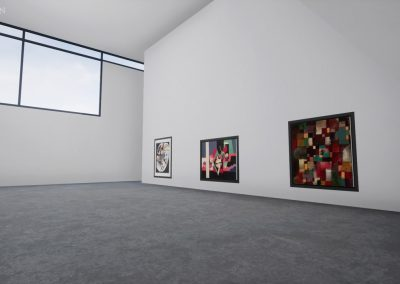 museum archive white space virtual gallery art exhibtion curator curat10n 1