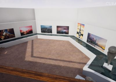 visualize 3d app hive gallery exhibition virtual gallery app cura curat10n