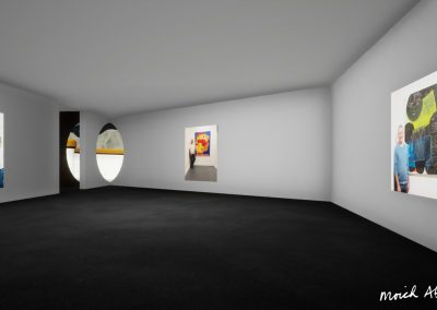 first-artist-on-the-moon-moich-abrahams-virtual-exhibition-moon-gallery-curat10n