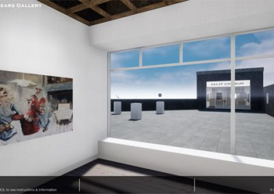 hundred years exhibition london 2019 virtual gallery curat10n