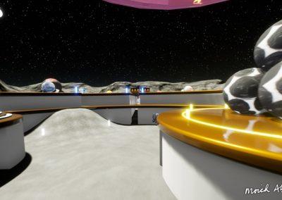 moich abrahams virtual exhibition moon gallery curat10n
