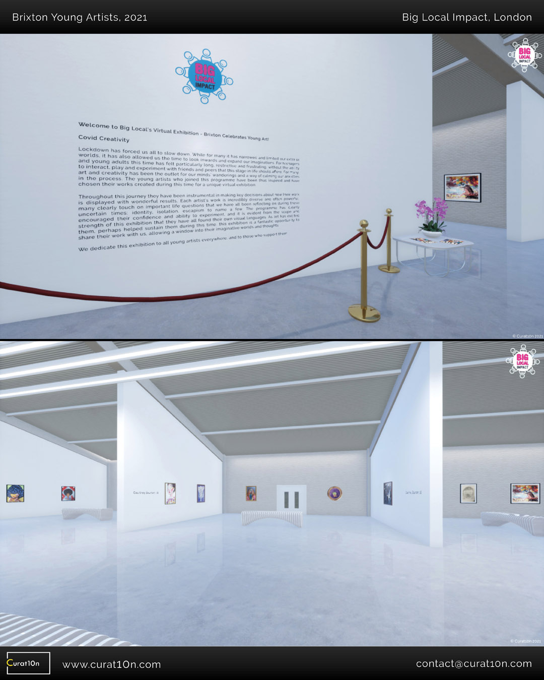 Willumsens Museum - Feel the Soul Virtual Exhibition - Curat10n Art Gallery